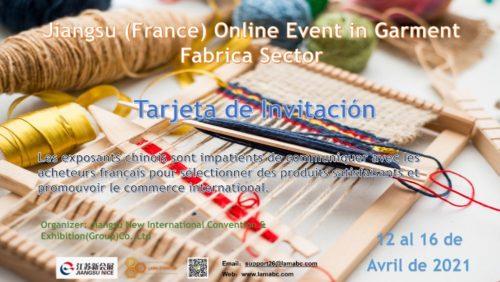 INVITACION A FERIA--法语版