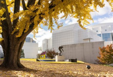 Le High Museum of Art, le musée haut en Art à Midtown Atlanta