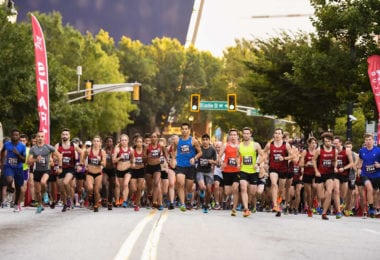 Le Peachtree Road Race, la course de l'indépendance à Atlanta