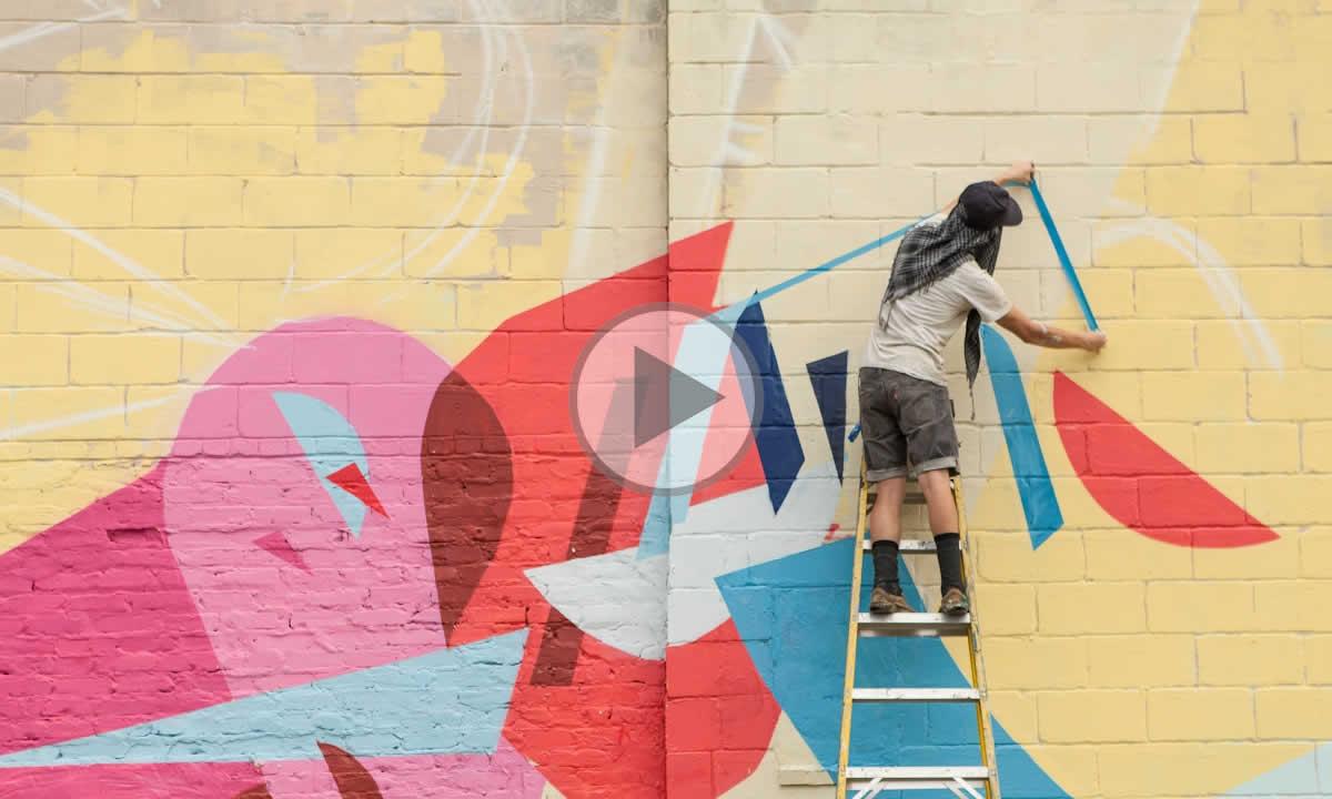 Street Art à Atlanta