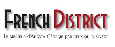 French District le quartier francais à Atlanta Géorgie