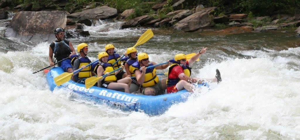 rafting-sport-pagaie-riviere-georgie-ocoee-rafting