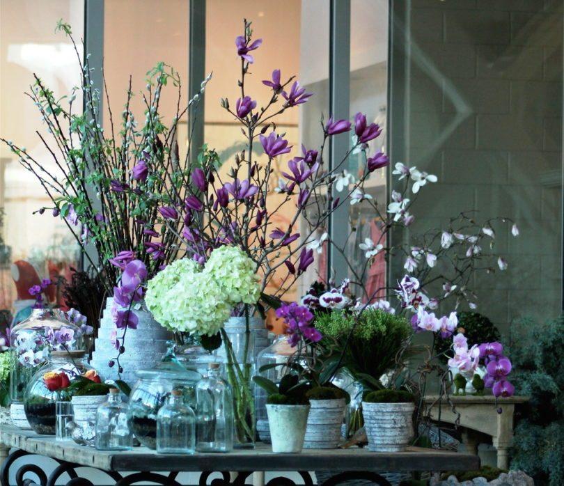 Nouvelle boutique de fleurs atlanta le jardin fran ais Le jardin francais