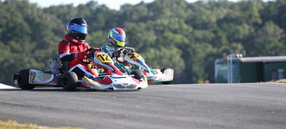 Une sortie Karting à Atlanta