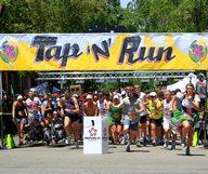Tap 'N' Run, la course ridicule à Atlanta