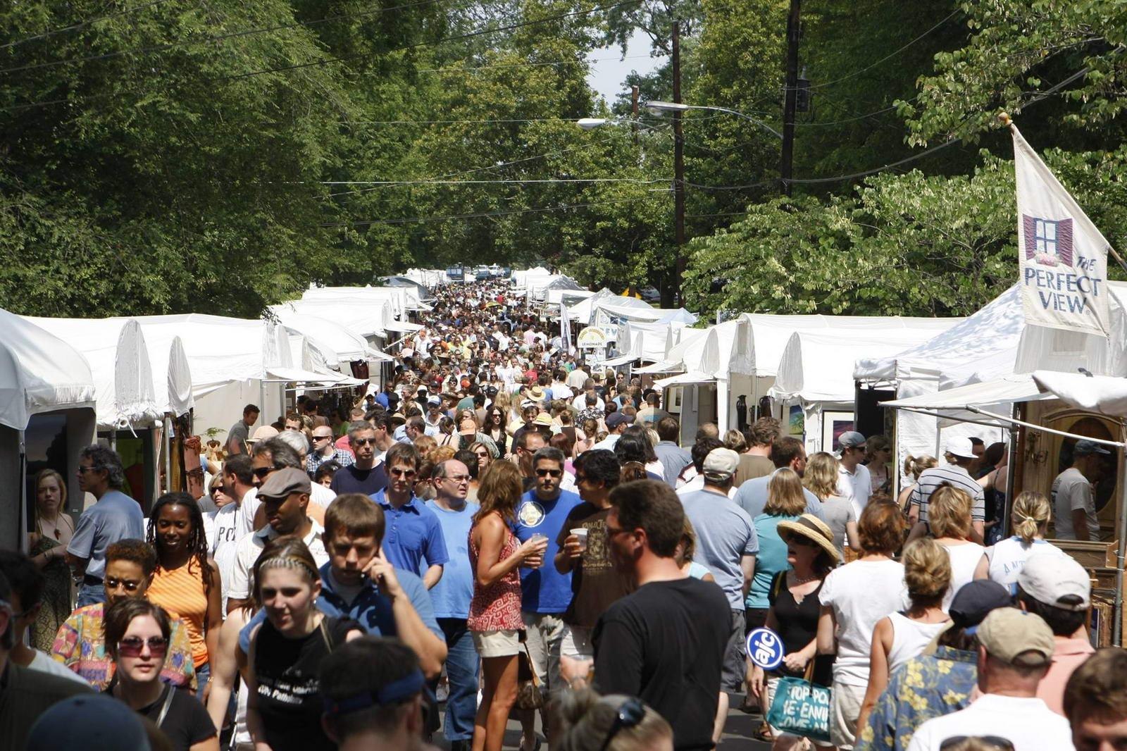 Les festivals de quartier d'Atlanta