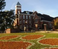 La vie sur le campus de Clemson University