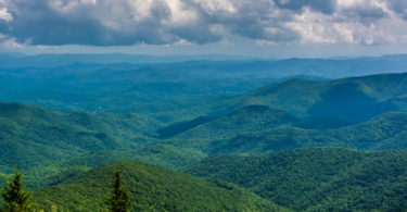 Une randonnée dans les Appalaches - Découvrir la nature Géorgienne...