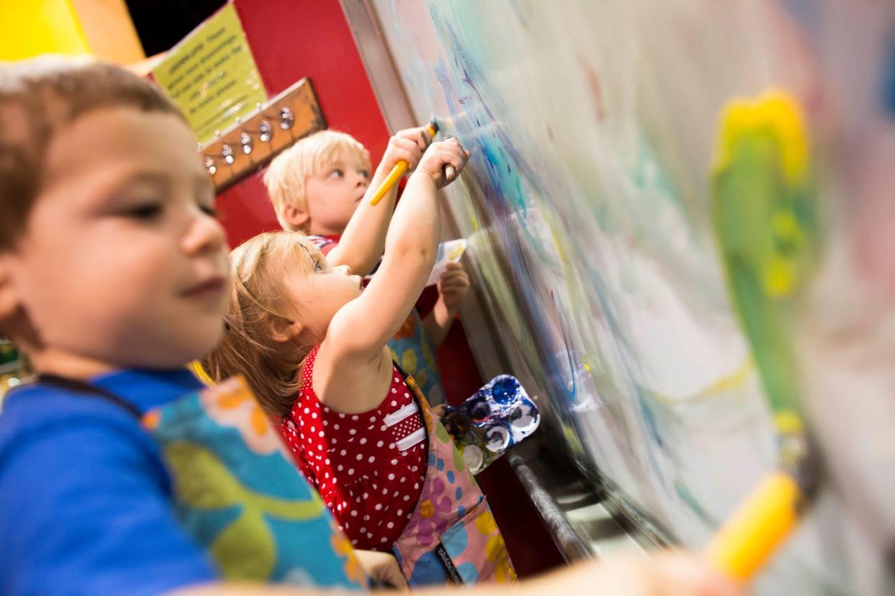5 activités à faire avec des enfants à Atlanta