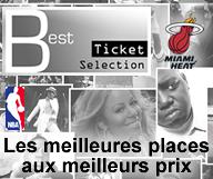 Best Ticket Selection – Billets spectacles et évènements sportifs