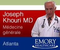 Dr Joseph Khouri – Emory Healthcare