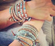 Présentation des bracelets de Lulu B les 9 et 10 novembre 2012 au Tula Art Center
