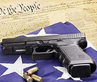 Avoir une arme aux Etats-Unis
