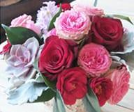 Une pensée délicate pour la St Valentin grâce au Jardin Français
