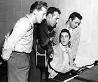 Retour à l'époque du King avec le spectacle « Million Dollar Quartet »