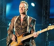 Sting va faire vibrer Atlanta !