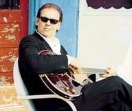 John Wiatt en concert à Atlanta