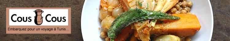 Couscous - Restaurant tunisien à Atlanta