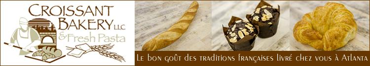 Croissant Bakery, boulangerie, pâtisseries française à Atlanta