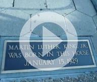 Dans les pas de Dr Martin Luther King Jr