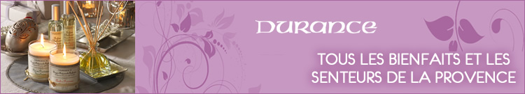 Durance - Produits de la Provence aux Etats-Unis