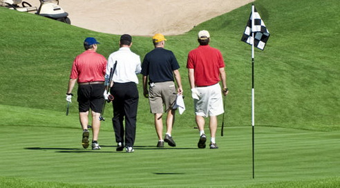 Faire du golf près d'Atlanta