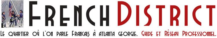 Journal French District Atlanta Georgie