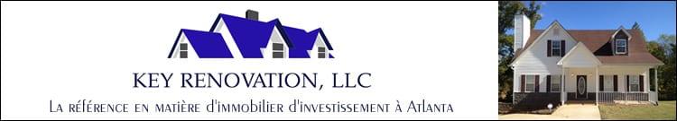 Investissement immobilier à Atlanta - Key Renovation