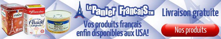 Le panier français - banner