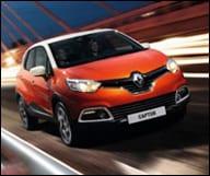 Renault Eurodrive - Louer une voiture en Europe
