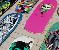 Expo : l'évolution du Skateboard Art