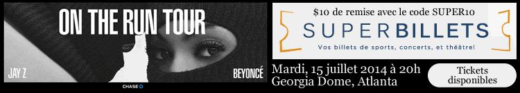 Beyonce Jay Z concert - Atlanta