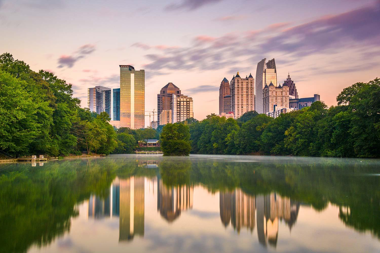 Les bonnes raisons de s'installer à Atlanta