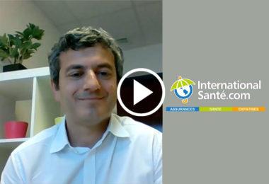 Interview de Raphaël Reiter, Directeur Général d'International Santé