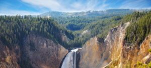 Visiter le parc national de Yellowstone dans le Wyoming