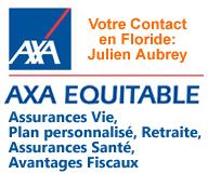 AXA Assurances et Investissements – Julien Aubrey