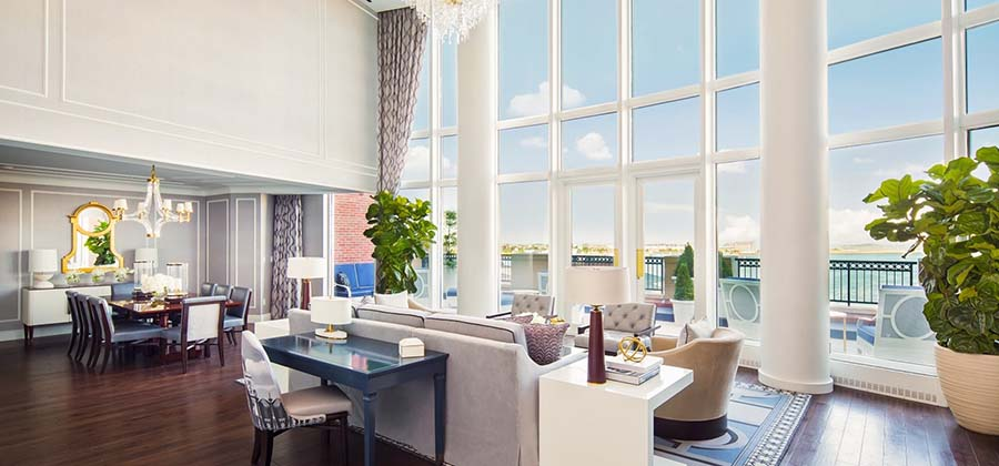 meilleurs-hotels-boston-centre-ville-famille-luxe-boston-harbor-hotel