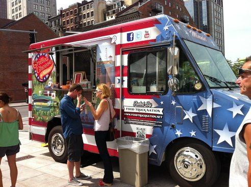 Les Food Trucks de Boston