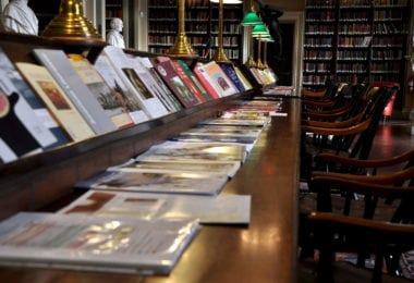 boston-athenaeum-bibliotheque-musee-visite-une
