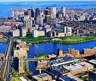 Boston et ses quartiers
