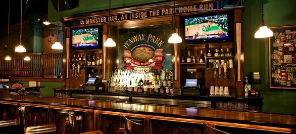 Le Bleacher Bar, la Mecque du Baseball à Boston