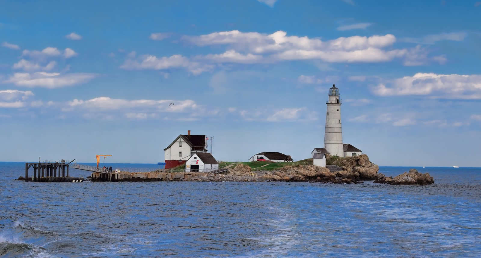 À la découverte des Boston Harbor Islands