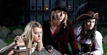 Tour à Boston - Ghosts & Gravestones Trolley Tour