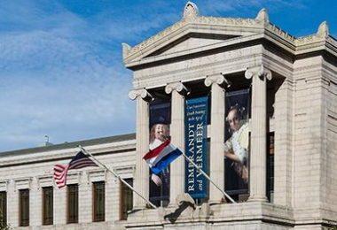 Le Musée des Beaux Arts de Boston