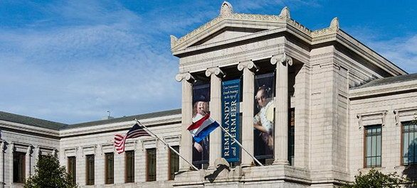 Le Museum of Fine Arts de Boston