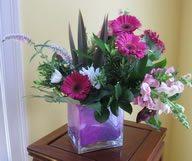 Les fleurs sont à l'honneur