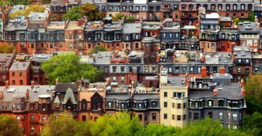 Acheter un bien immobilier à Boston