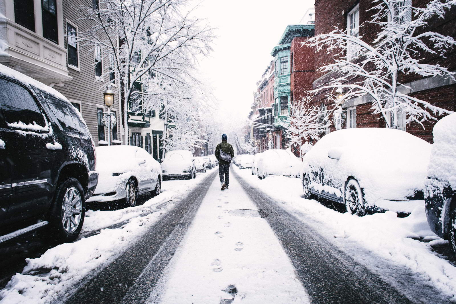 Que faire à Boston quand il neige ?