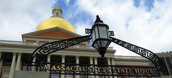 Visite de la Massachussetts State House à Boston