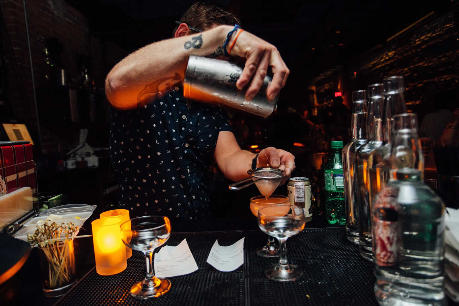 Les meilleurs bars secrets de Boston